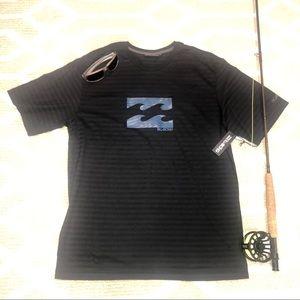 Billabong NWT men's black t-shirt from Australia L